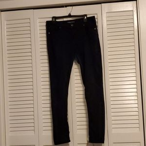 Womens jeans dark blue